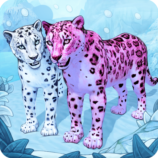 Snow Leopard Family Sim Online 2.3 APKModDownload for android