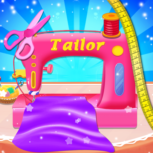 Tailor Fashion Games Princess Clothing Design 1.3 APKModDownload for android