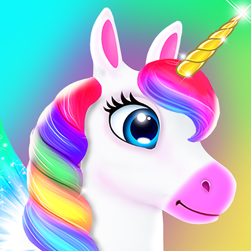 Baby Unicorn Wild Life Pony Horse Simulator Games 1.3.5 APKModDownload for android
