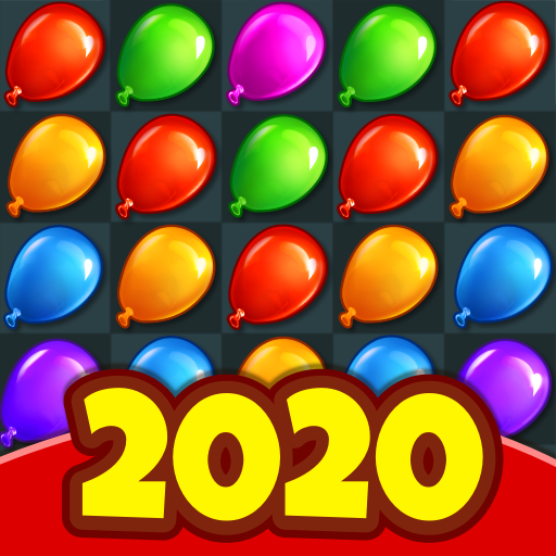Balloon Paradise - Free Match 3 Puzzle Game 4.0.5 APKModDownload for android