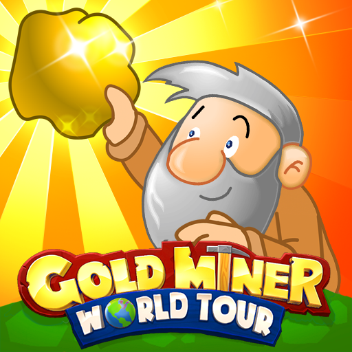 Gold Miner World Tour Gold Rush Puzzle RPG Game 1.7.11 APKModDownload for android