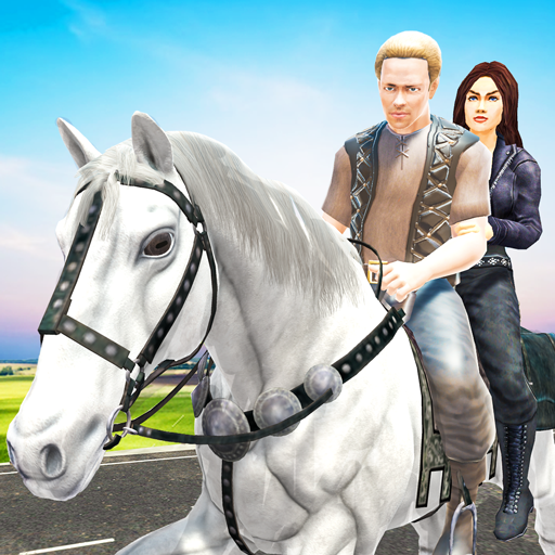 Offroad Horse Taxi Driver Passenger Transport 2.0.152 APKModDownload for android