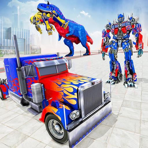Police Truck Robot Game Transforming Robot Games 1.0.9 APKModDownload for android