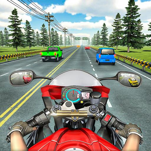 Racing In Moto Traffic Stunt Race 1.20 APKModDownload for android