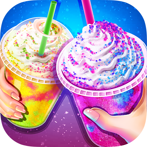 Rainbow Ice Cream - Unicorn Party Food Maker 1.6 APKModDownload for android
