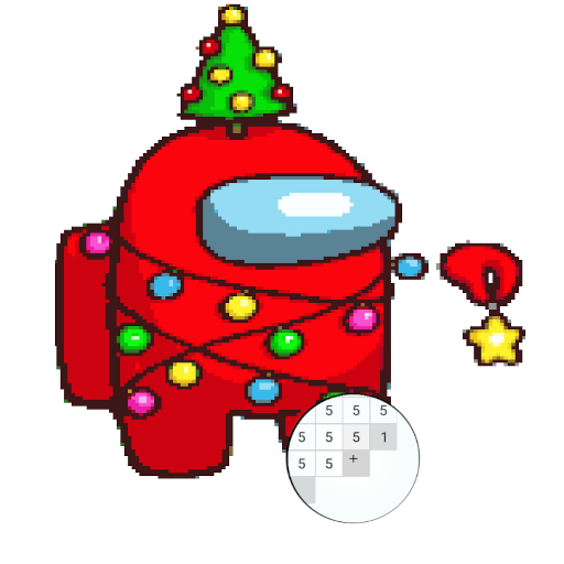 Real Among Us Pixel Art Coloring 1.3.0 APKModDownload for android