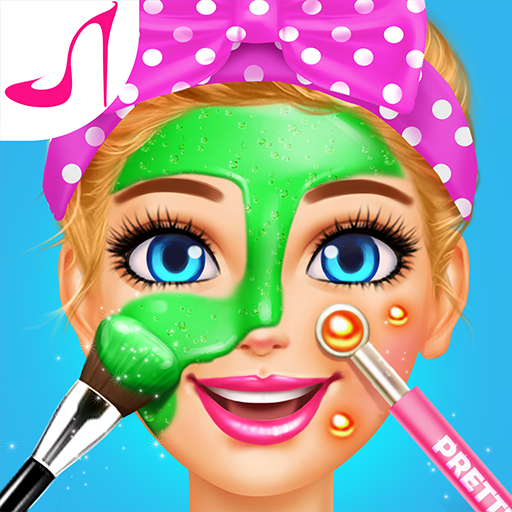Spa Day Makeup Artist Salon Games 1.2 APKModDownload for android