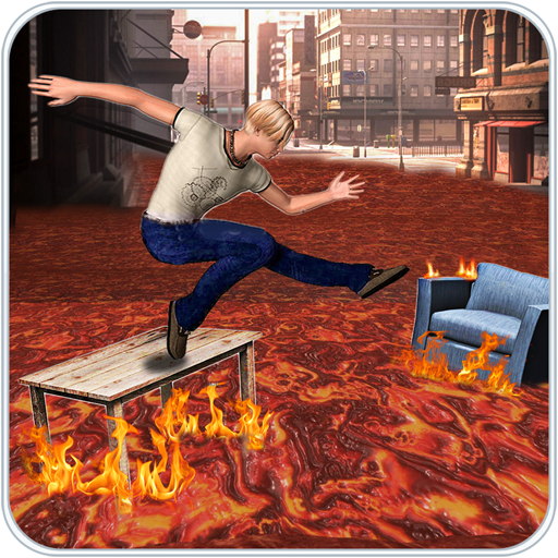 The Floor is Lava Game 1.0.4 APKModDownload for android