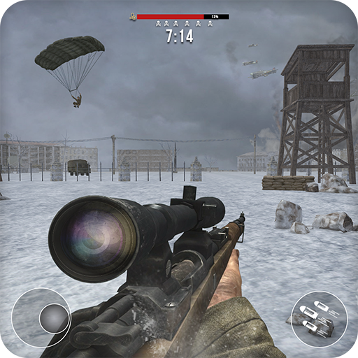 World War 2 Winter Heroes - Free Shooting Games 1.2.1 APKModDownload for android