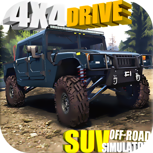 4X4 DRIVE SUV OFF-ROAD SIMULATOR 1.8.2f1 APKModDownload for android