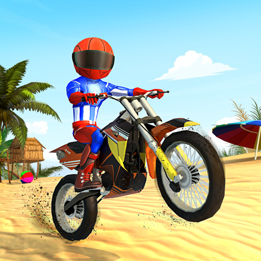 Beach Bike Stunts Crazy Stunts and Racing Game 5.1 APKModDownload for android