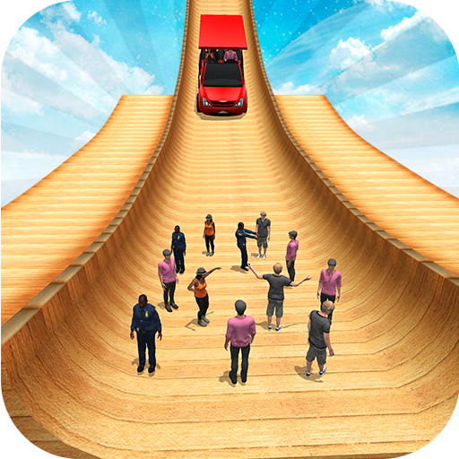 Biggest Mega Ramp With Friends - Car Games 3D 1.15 APKModDownload for android