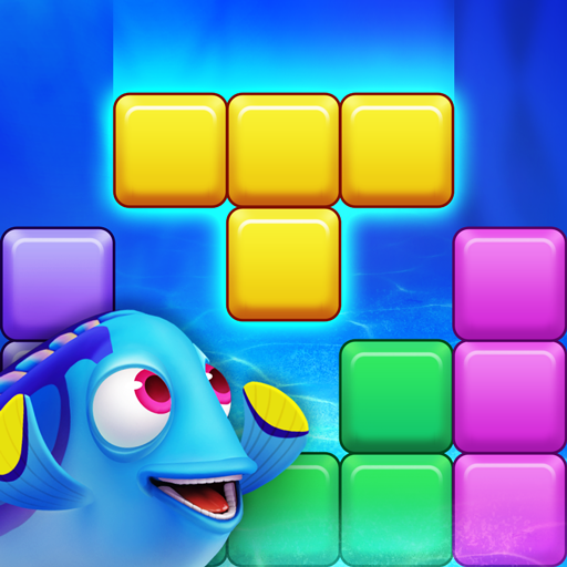 Block Puzzle Fish Free Puzzle Games 1.0.6 APKModDownload for android