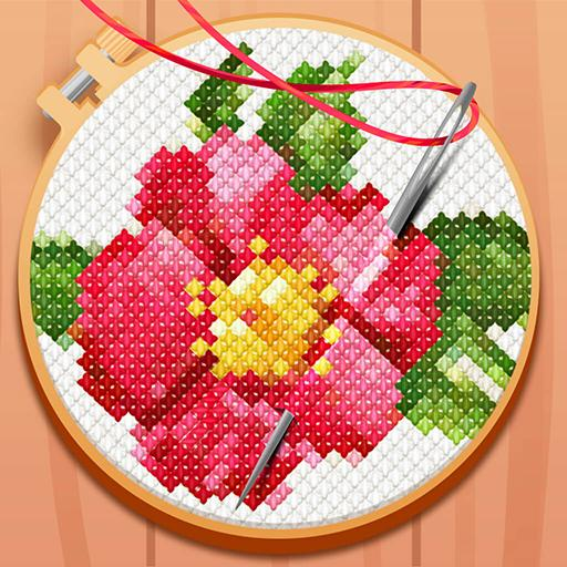 CROSS-STITCH COLORING BOOK 0.200.330 APKModDownload for android