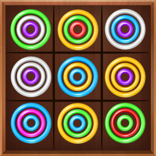 Color Rings - Colorful Puzzle Game 3.4 APKModDownload for android