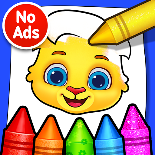 Coloring Games Coloring Book Painting Glow Draw 1.0.9 APKModDownload for android