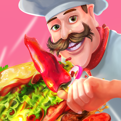 Cooking Warrior Cooking Food Chef Fever 2.5 APKModDownload for android