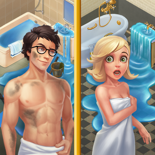 Family Hotel Renovation love storymatch-3 game 1.96 APKModDownload for android