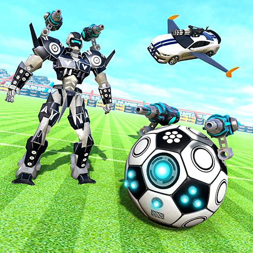 Football Robot Car Game Muscle Car Robot 2.1 APKModDownload for android