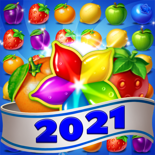 Fruits Farm Sweet Match 3 games 1.1.0 APKModDownload for android