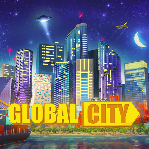 Global City Build your own world. Building Game 0.1.4662 APKModDownload for android