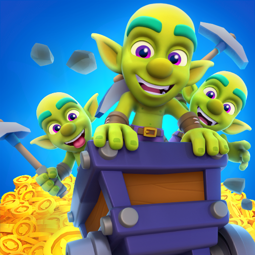 Gold and Goblins Idle Miner 1.1.3 APKModDownload for android