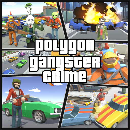 Grand City Theft War Polygon Open World Crime 2.1.7 APKModDownload for android