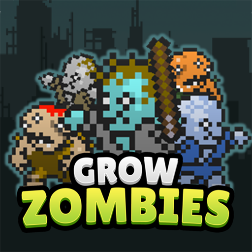 Grow Zombie inc - Merge Zombies 36.3.3 APKModDownload for android