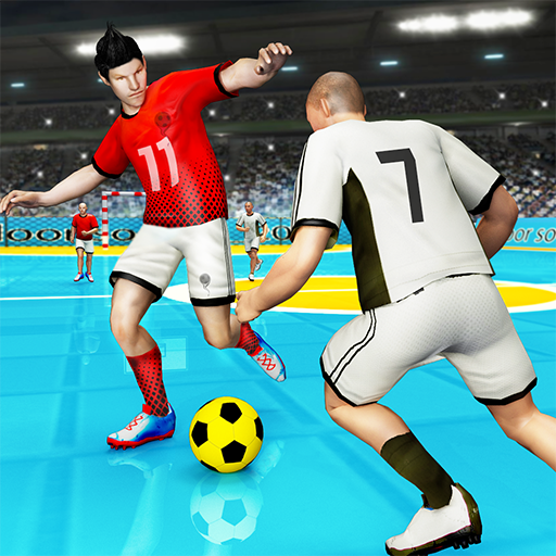 Indoor Soccer Games Play Football Superstar Match 81 APKModDownload for android