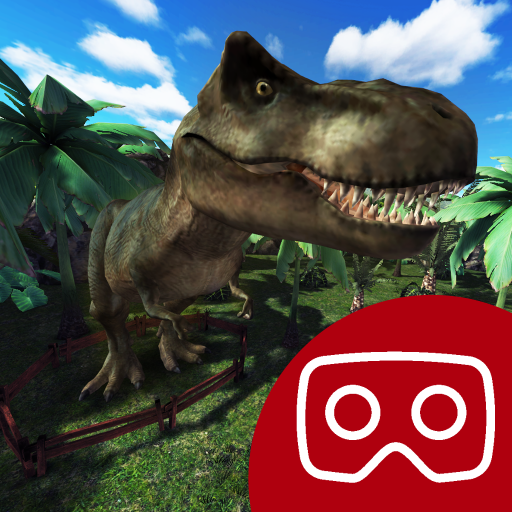 Jurassic VR - Dinos for Cardboard Virtual Reality 2.1.1 APKModDownload for android