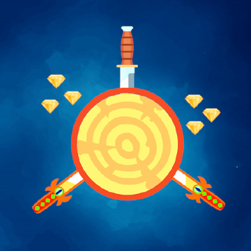 Knife Hitting Throw Knife Hit Target 1.7.2 APKModDownload for android