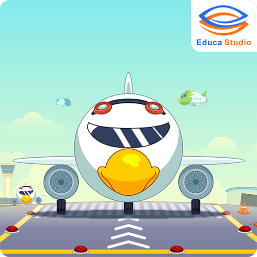 Marbel Airport Adventure 5.0.4 APKModDownload for android