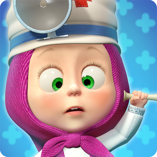 Masha and the Bear Free Animal Games for Kids 4.0.5 APKModDownload for android