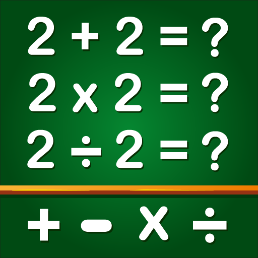 Math Games Learn Add Subtract Multiply Divide 9.1 APKModDownload for android