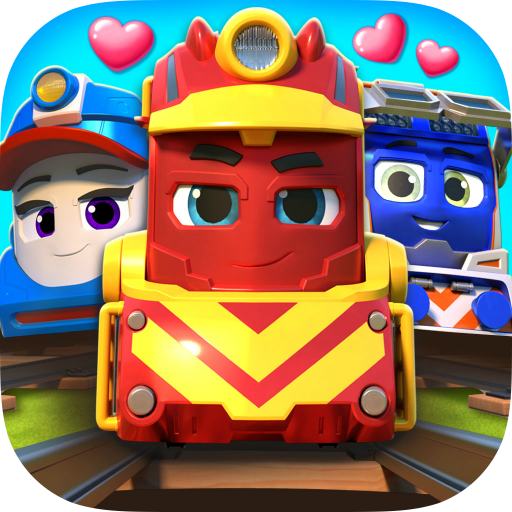 Mighty Express - Play Learn with Train Friends 1.2.8 APKModDownload for android