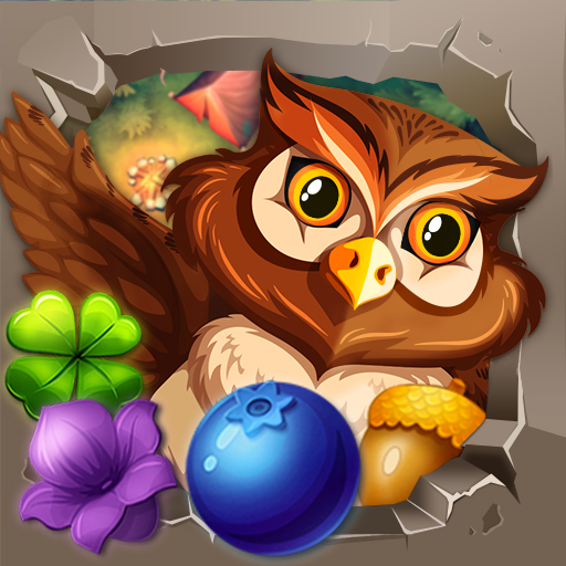 Mystery Forest - Match 3 Fun Rich Reward 1.0.24 APKModDownload for android