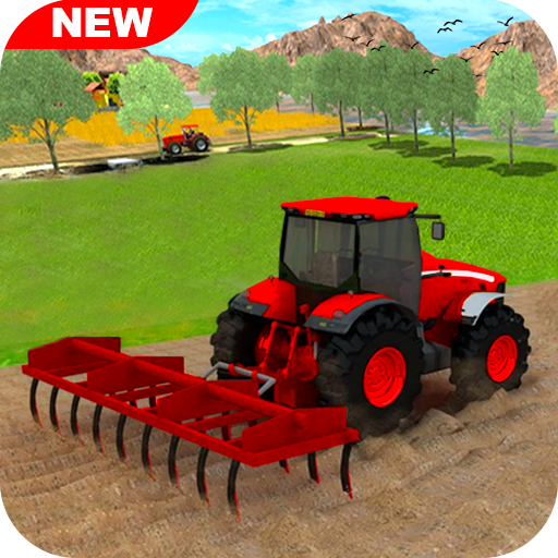 New Tractor Farming 2021 Free Farming Games 2021 1.11 APKModDownload for android