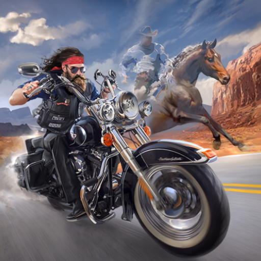 Outlaw Riders War of Bikers 0.2.1 APKModDownload for android