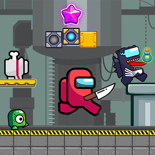 RED IMPOSTER - NIGHTMARE ADVENTURE 1.4 APKModDownload for android