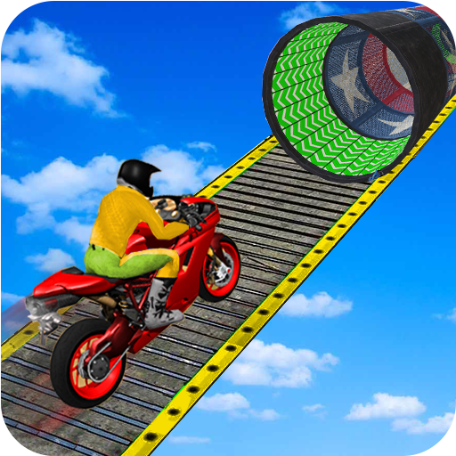 Racing Moto Bike Stunt Impossible Track Game 1.22 APKModDownload for android