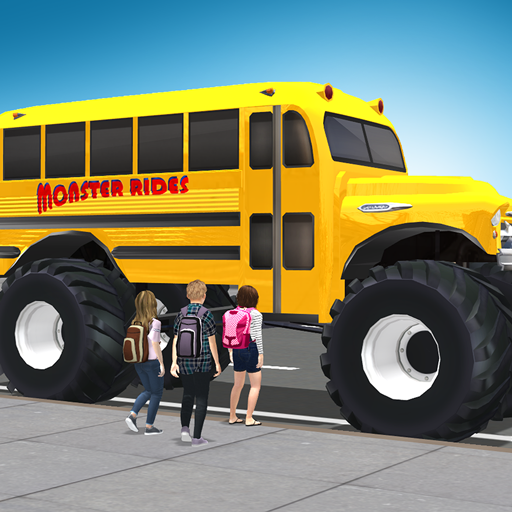 School Bus Simulator Driving High School Drive 3D 2.7 APKModDownload for android