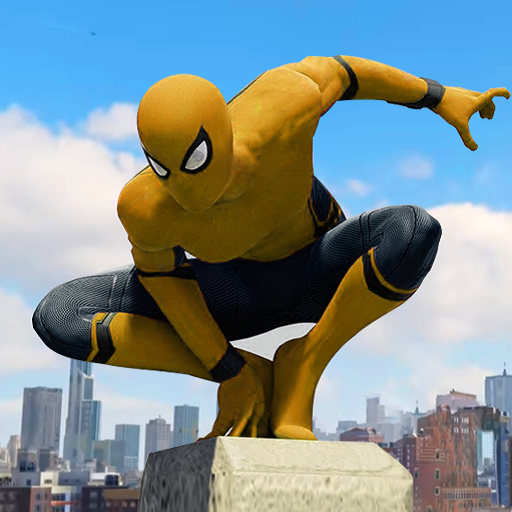 Spider Rope Hero - Gangster New York City 1.1.1 APKModDownload for android