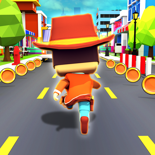 Subway Kiddy Run- Escape From School 3D Race 1.04 APKModDownload for android