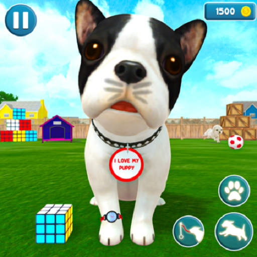 Virtual Puppy Dog Simulator Cute Pet Games 2021 2.1 APKModDownload for android