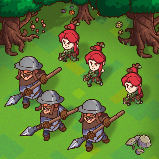 Warfronts Battle For Toria PvP MMO Strategy Game 2.8.2 APKModDownload for android