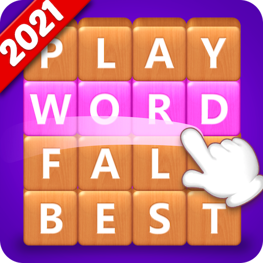Word Fall - Brain training search word puzzle game 3.1.3 APKModDownload for android