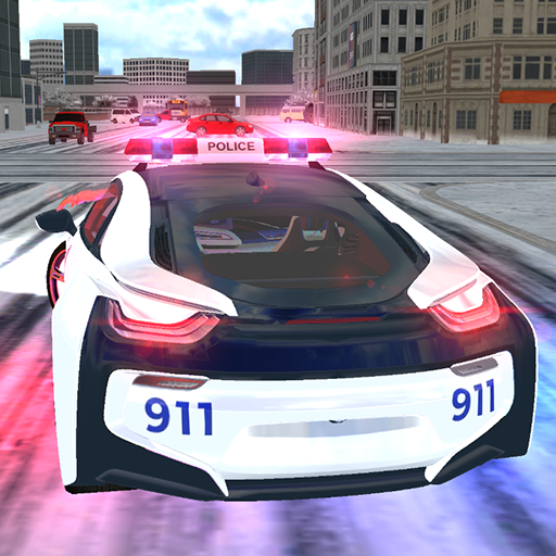 American i8 Police Car Game 3D 1.1 APKModDownload for android