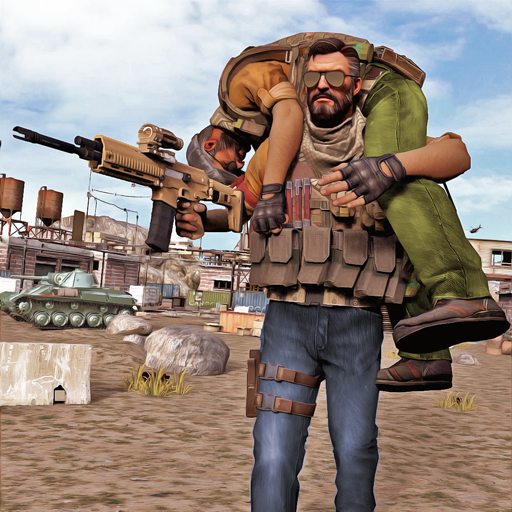 Army shooter Games Real Commando Games 0.7.9 APKModDownload for android