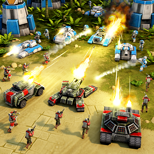 Art of War 3 PvP RTS modern warfare strategy game 1.0.88 APKModDownload for android