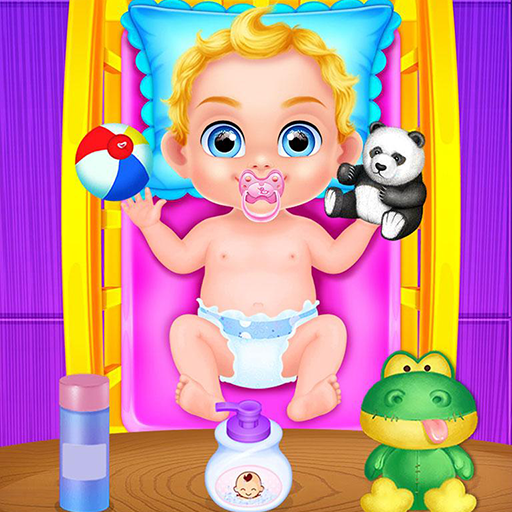 Babysitter Crazy Baby Daycare - Fun Games for Kids 1.0.10 APKModDownload for android